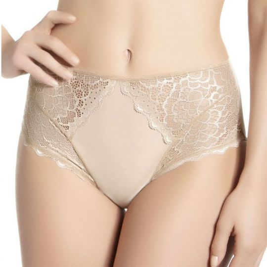 Simone Perele Caresse tělové vysoké kalhotky
