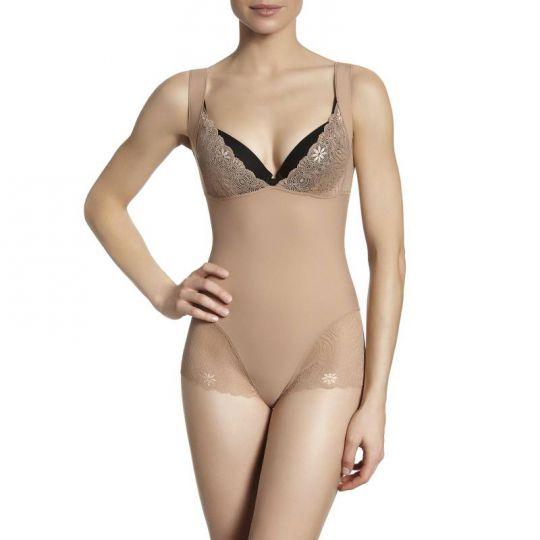 Simone Perele Top Model tělové stahovací body