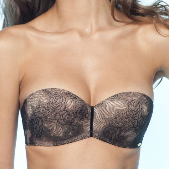 Luna Miracle lace samodržící push up podprsenka