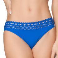 Lise Charmel Swim Ajourage Couture modré klasické kalhotky