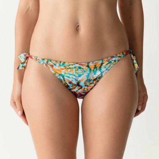 PrimaDonna Swim Vegas plavkové kalhotky na zavazování