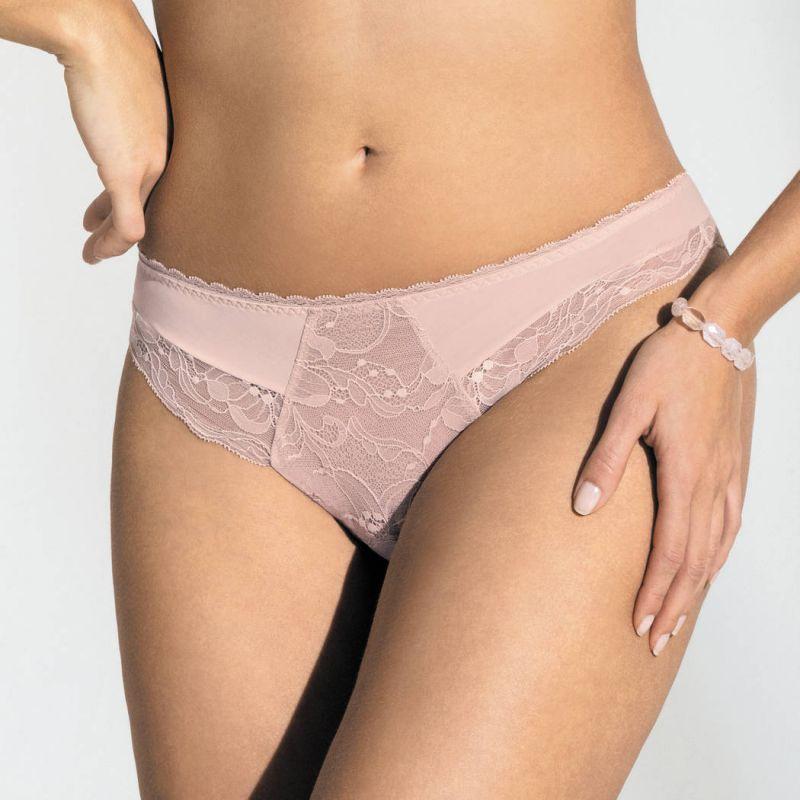 Antinéa Pergola Dentrllr růžové klasické kalhotky
